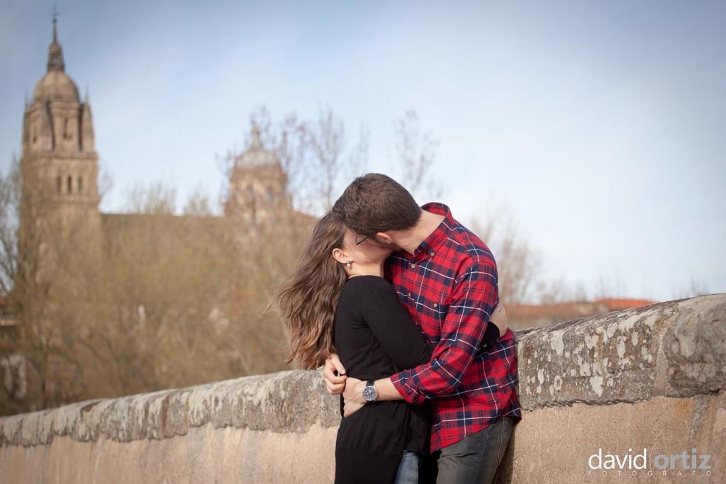 beso puente romano