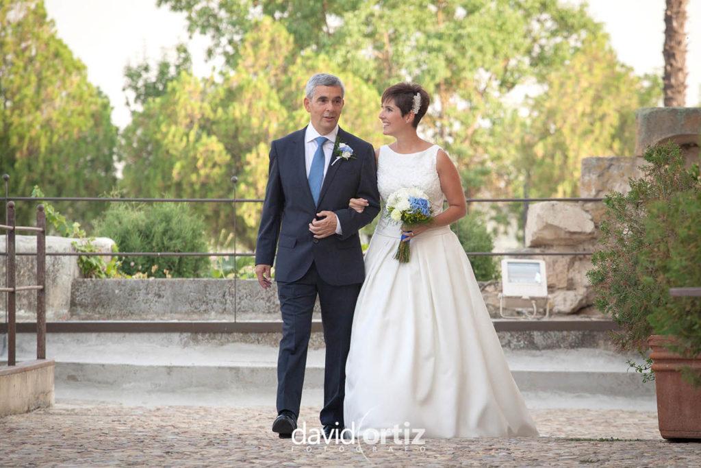reportaje de boda Castillo buen amor imanol y blanca 7