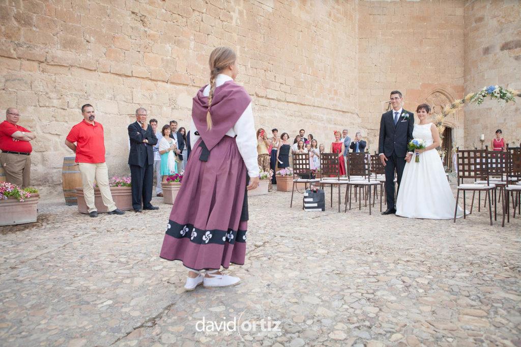 reportaje de boda Castillo buen amor imanol y blanca 15
