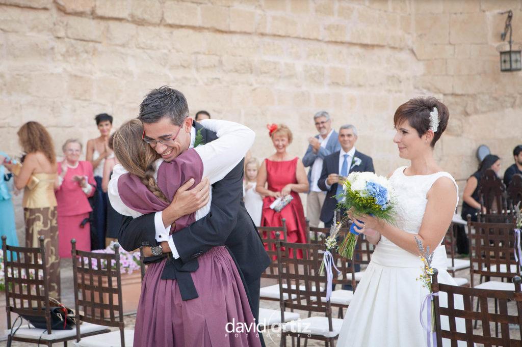 reportaje de boda Castillo buen amor imanol y blanca 16