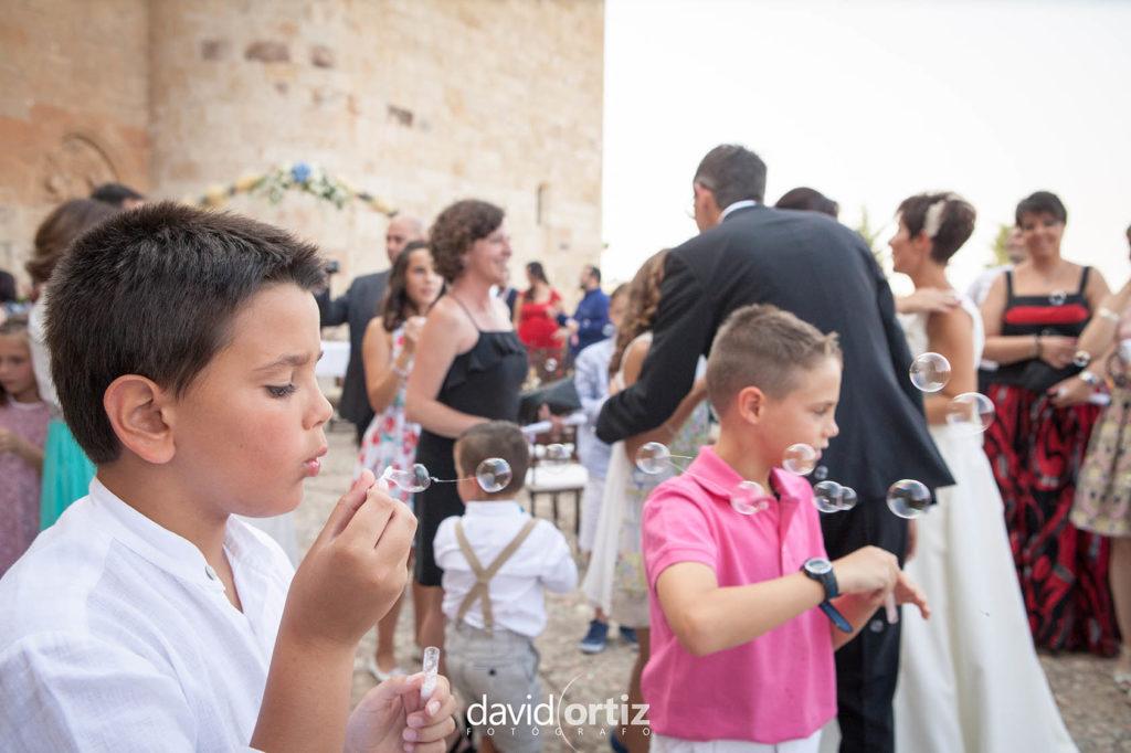 reportaje de boda Castillo buen amor imanol y blanca 17