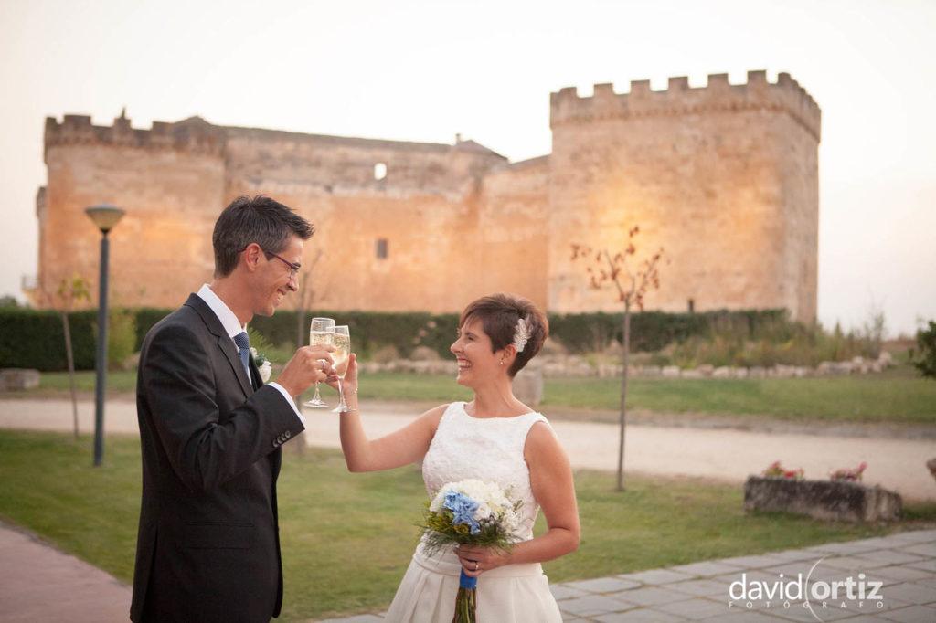 reportaje de boda Castillo buen amor imanol y blanca 25