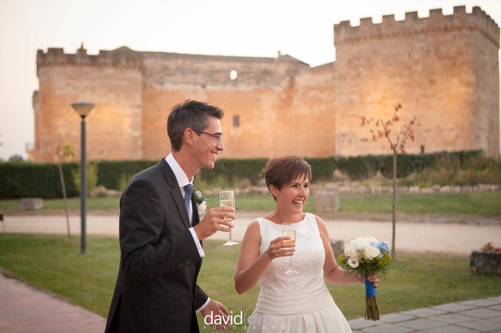 reportaje de boda Castillo buen amor imanol y blanca 27
