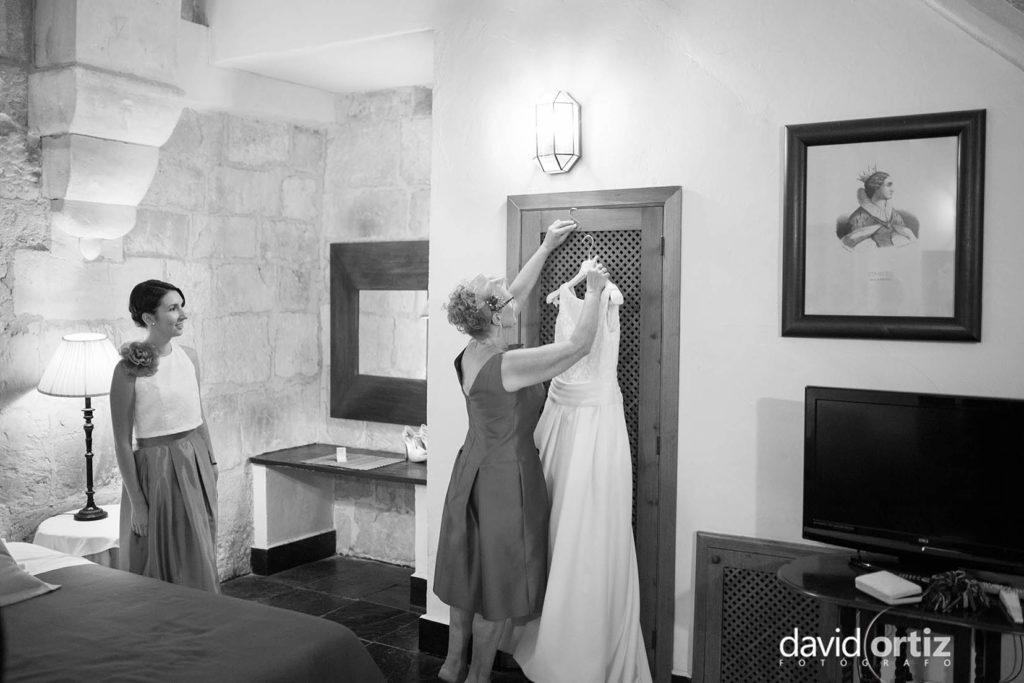 reportaje de boda Castillo buen amor imanol y blanca 3