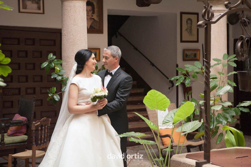 fotógrafo de boda Eva y Juanan PATIOS DE INFANTES A1319