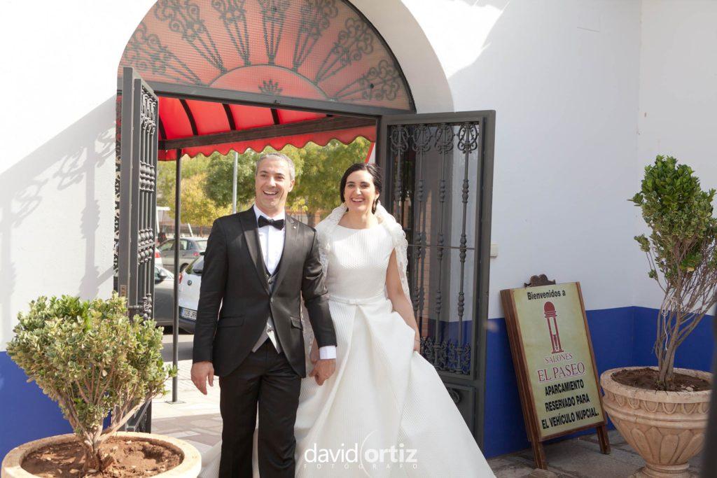 fotógrafo de boda Eva y Juanan salones el Paseo 1