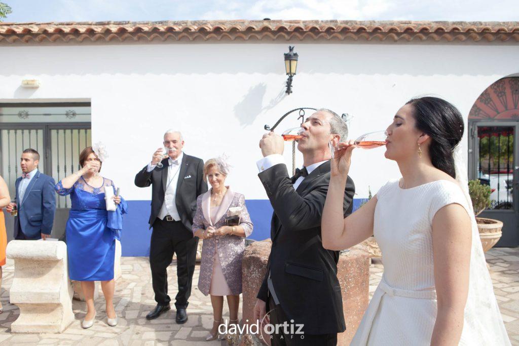 fotógrafo de boda Eva y Juanan salones el Paseo 125