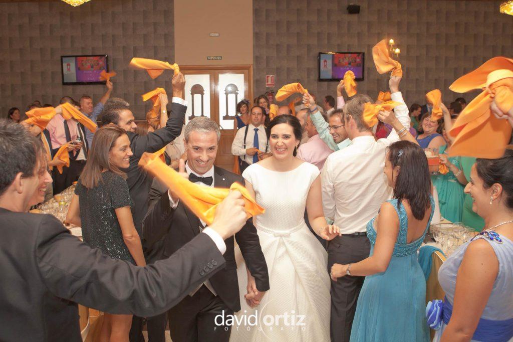 fotógrafo de boda Eva y Juanan salones el Paseo 128