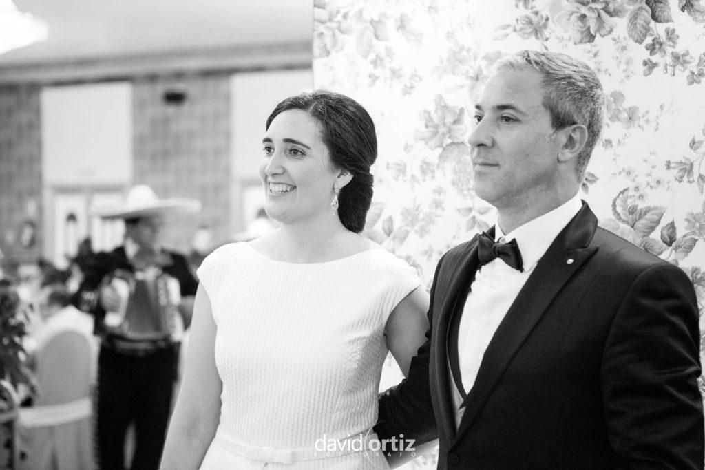fotógrafo de boda Eva y Juanan salones el Paseo 131