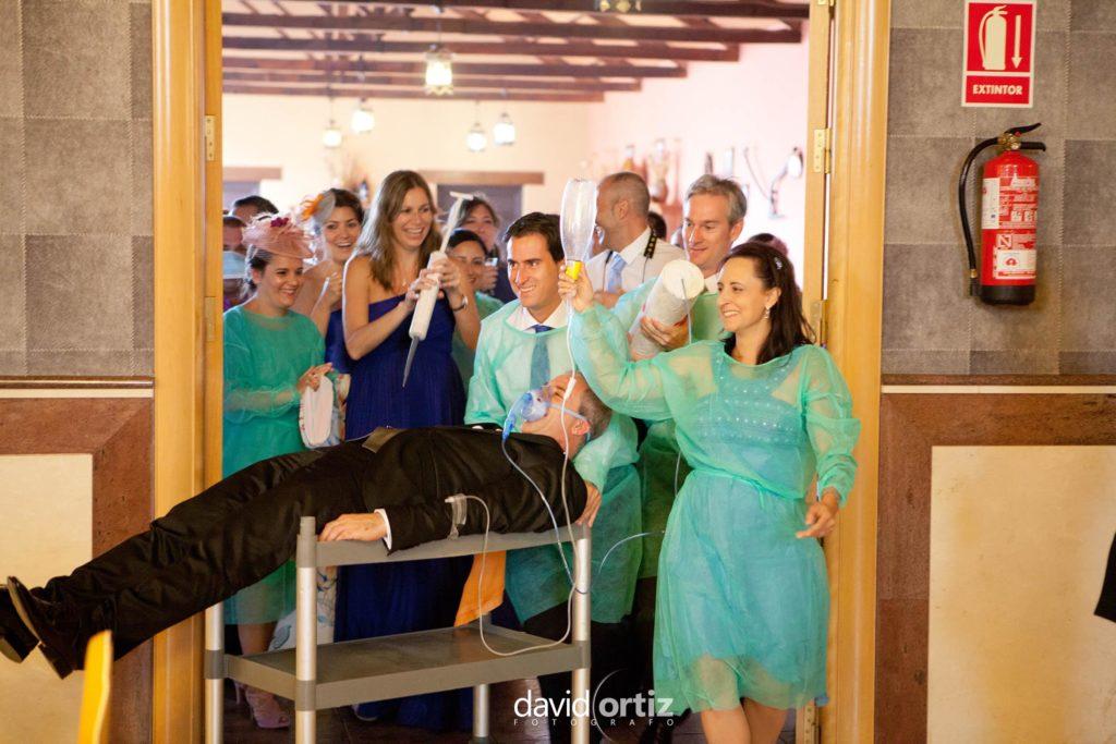 fotógrafo de boda Eva y Juanan salones el Paseo 143