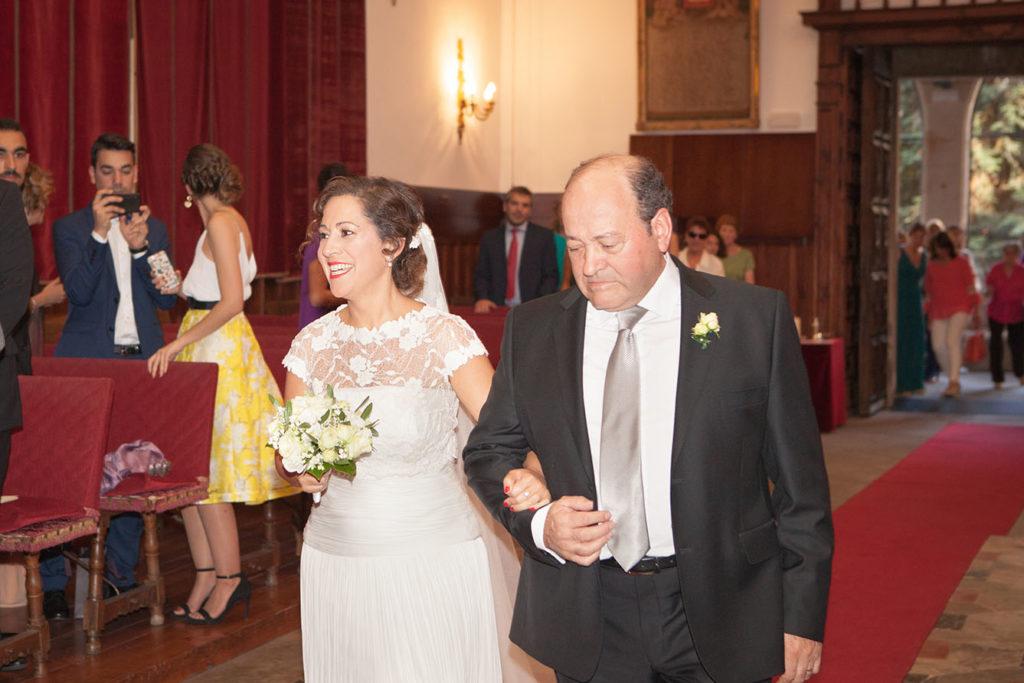 Boda Capilla Universidad de Salamanca por el fotógrafo de bodas David Ortiz -4