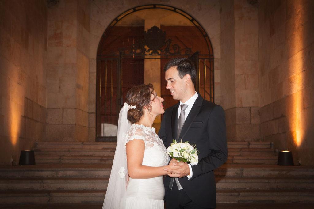 Boda Capilla Universidad de Salamanca por el fotógrafo de bodas David Ortiz -8