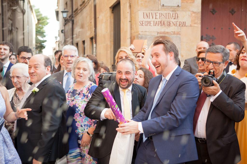 Boda Capilla Universidad de Salamanca por el fotógrafo de bodas David Ortiz -9