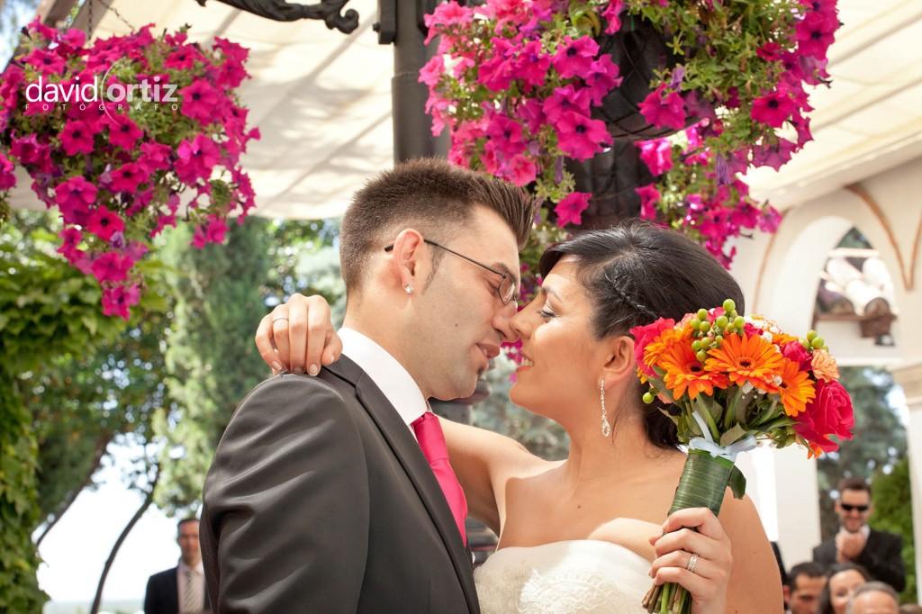 Fotografía y reportaje de la boda de Alberto y Sonia, realizado por David Ortiz Fotógrafo en Valladolid