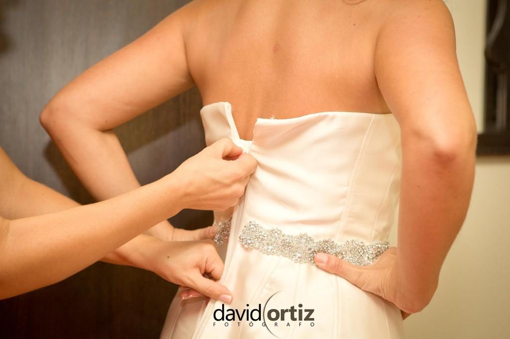 Fotografía y reportaje de la boda de Eva e Israel, realizado por David Ortiz Fotógrafo en Salamanca