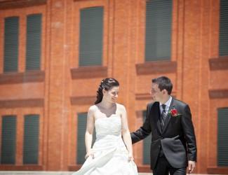 Fotografía y reportaje de la boda de Pabloy Vanesa, realizado por David Ortiz Fotógrafo enValladolid
