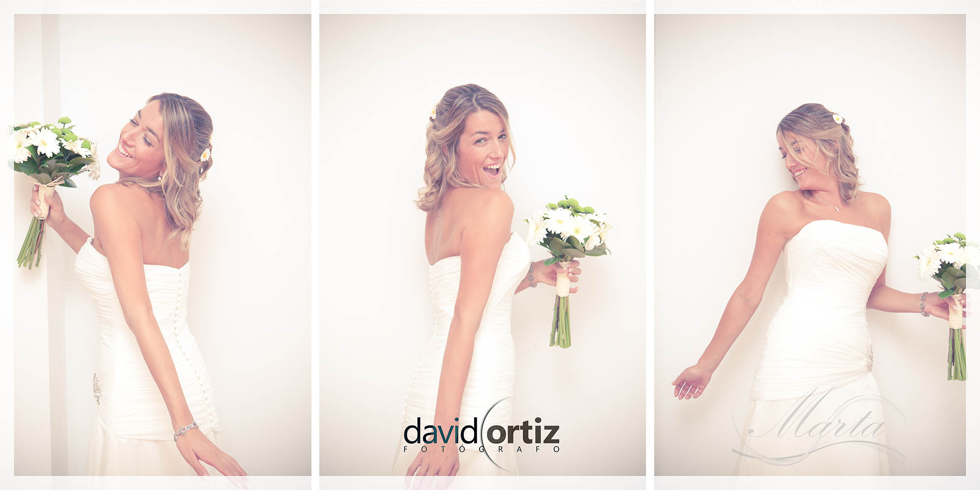 Si te vas a casar aquí te dejamos un ejemplo de un reportaje de boda diferente