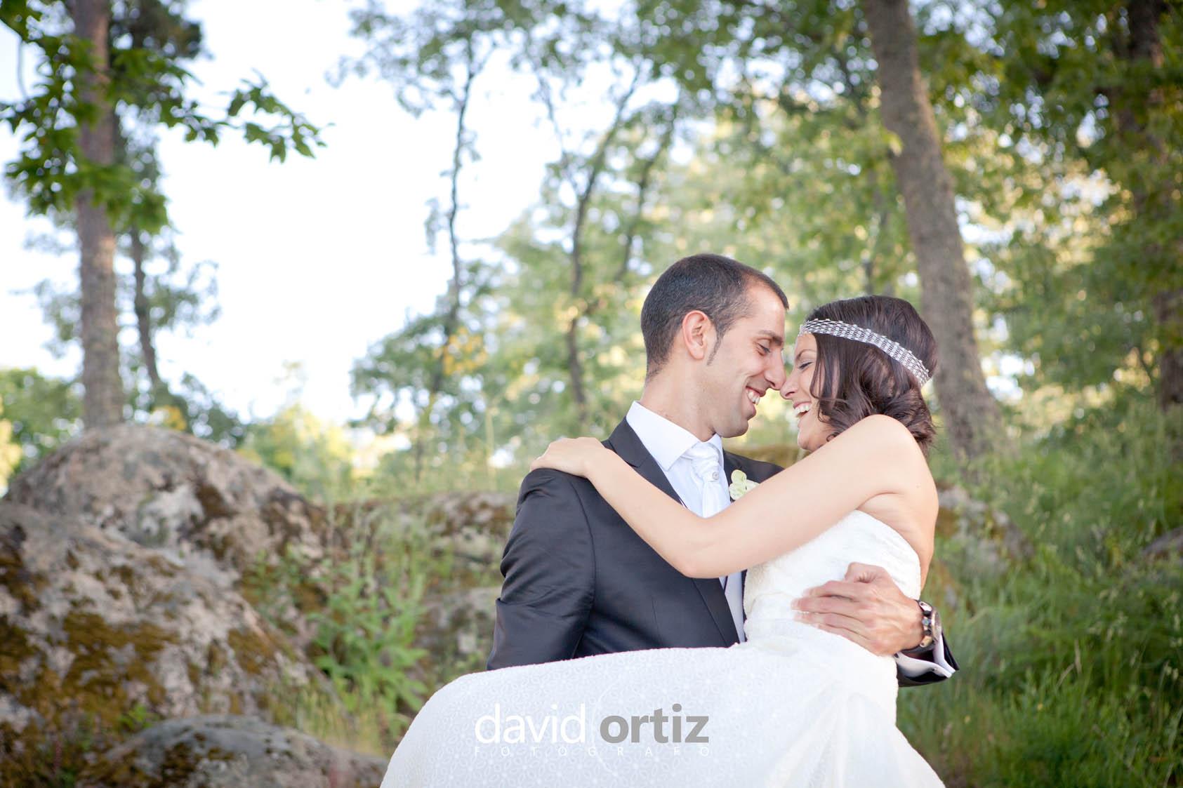 Fotografía y reportaje de la boda de Montsey Vicente, realizado por David Ortiz Fotógrafo enSalamanca