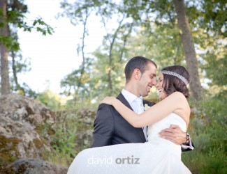 Reportaje de boda en Salamanca