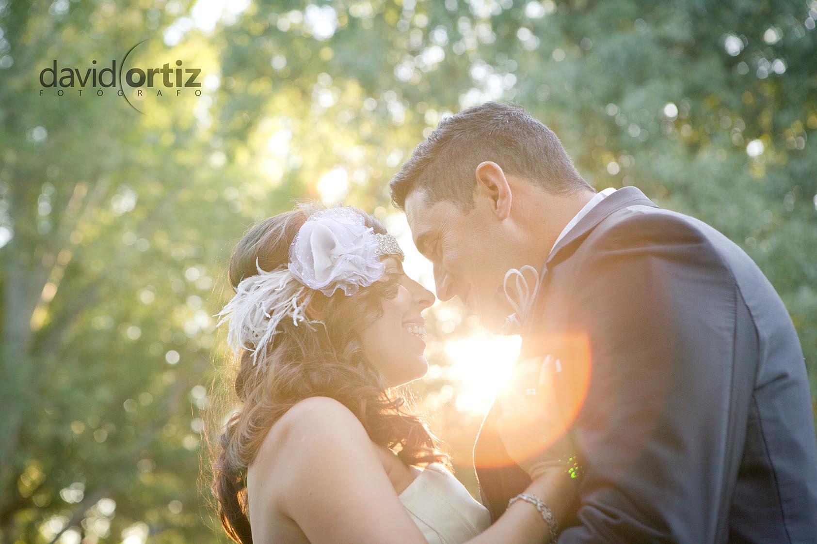 Fotografía y reportaje de la boda de Israely Eva, realizado por David Ortiz Fotógrafo enSalamanca